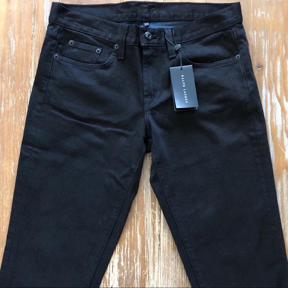 Ralph Lauren 380 Jeans Black size 29